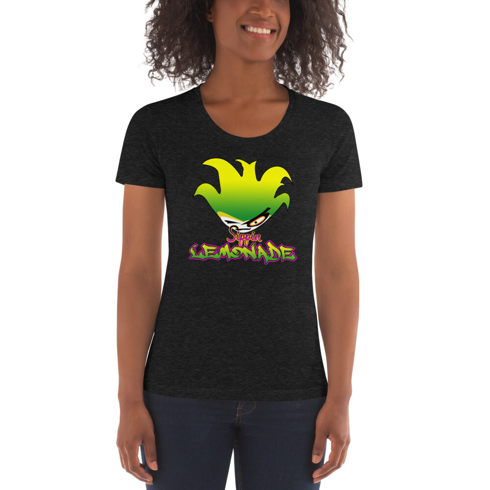 Lemonade Sippin Women's Crew Neck T-shirt