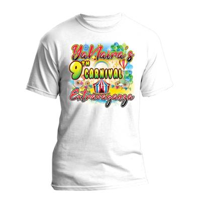 Birthday T-Shirt Carnival