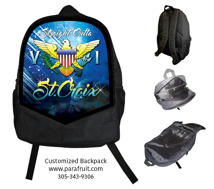 Outta ST Croix Backpack 00141