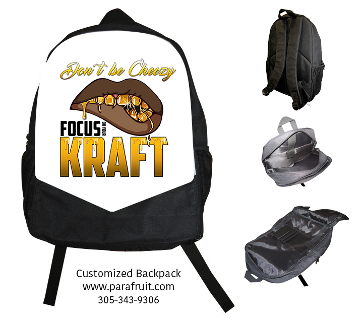 FOCUS ON CRAFT BACKPACK 00149
