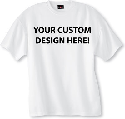 A Custom T-Shirt Multiple Orders