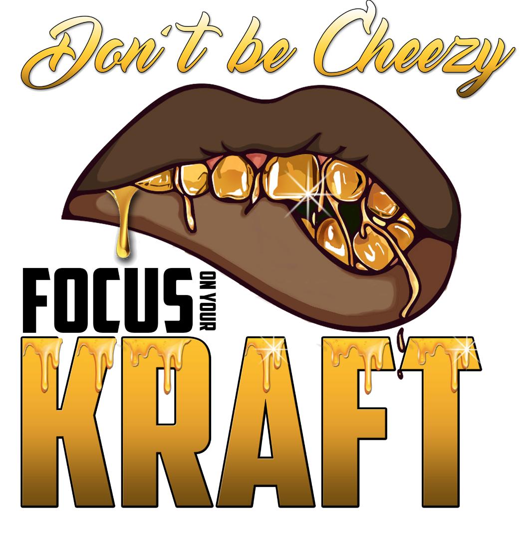 Airbrush Focus On Kraft Shirt/Hoodie DD 09784