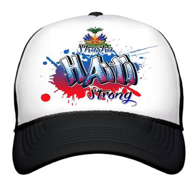 Hat Haiti 098145