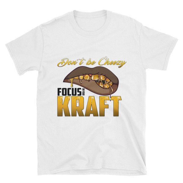 Short-Sleeve Unisex T-Shirt-KRAFT 09816