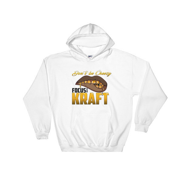 Hooded Sweatshirt-KRAFT 09817