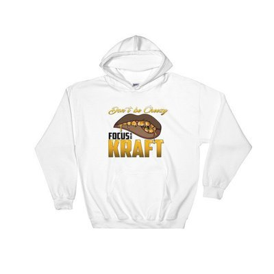 Hooded Sweatshirt-KRAFT