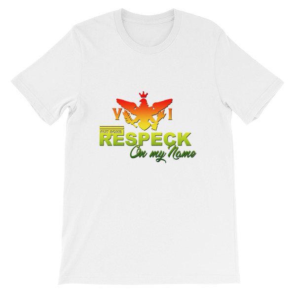 Vi Respect Short-Sleeve Unisex T-Shirt
