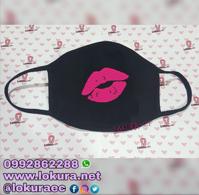 🚚 Tapabocas Cubrebocas Kiss