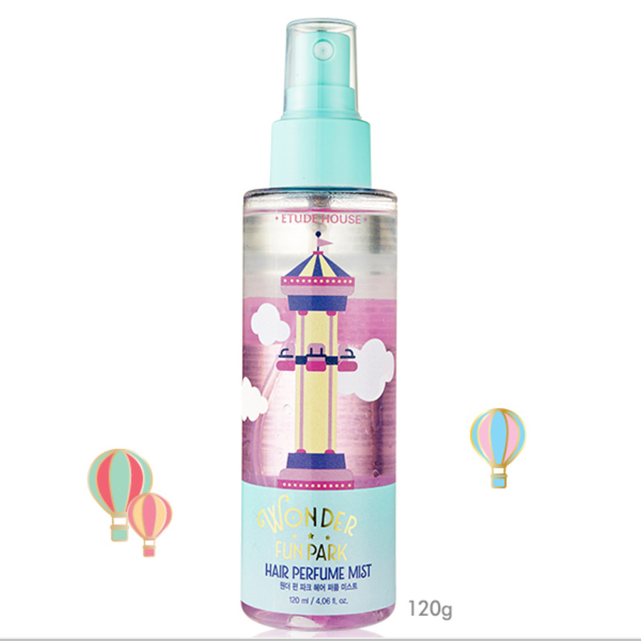 🚚 Mist Perfume Cabello Fun Park