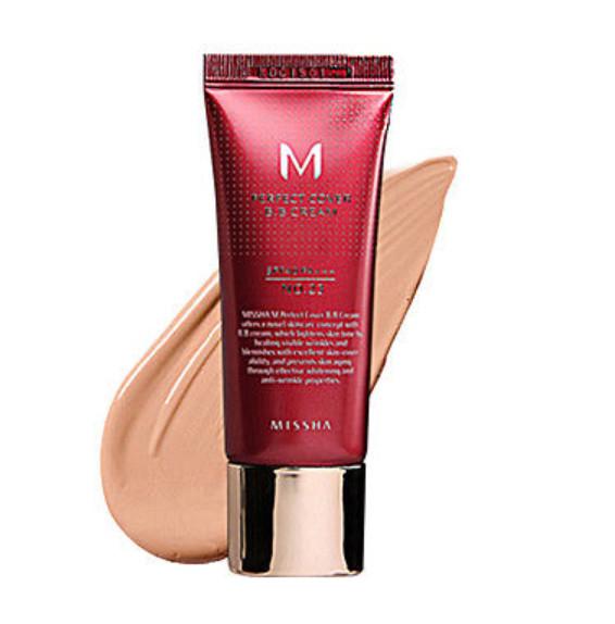 Missha BB cream perfect cover 20ml