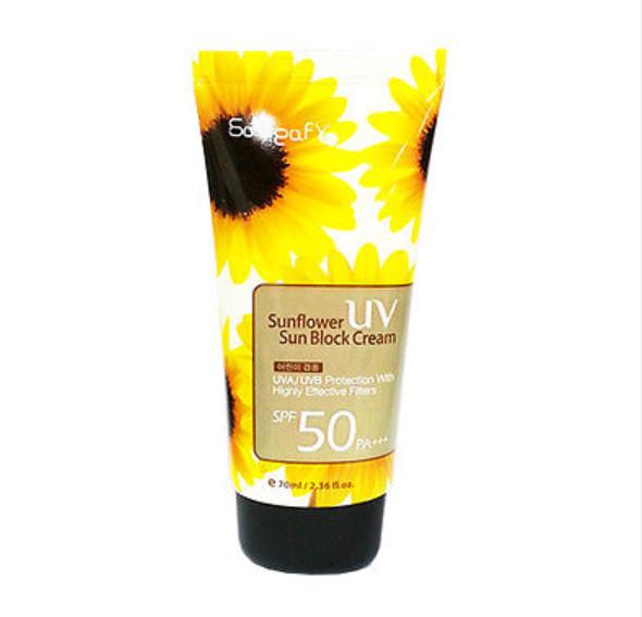 Sunflower UV bloqueador solar