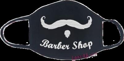 🚚 Tapabocas Cubrebocas Barber Shop