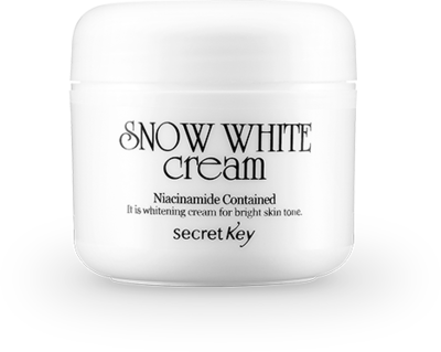 ❌ Snow White Crema