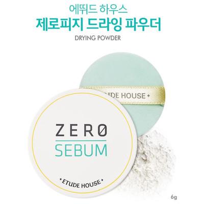 🚚 Polvo Zero Sebum