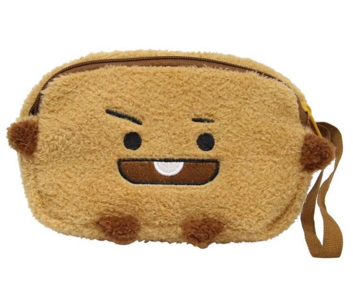 ❌ BTS BT21 Cartuchera Shooky