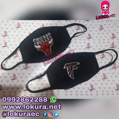 🚚 Tapabocas Cubrebocas Personalizado