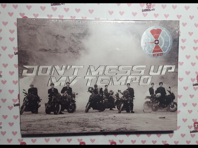 ❌ EXO Dont Mess Up My Tempo + poster