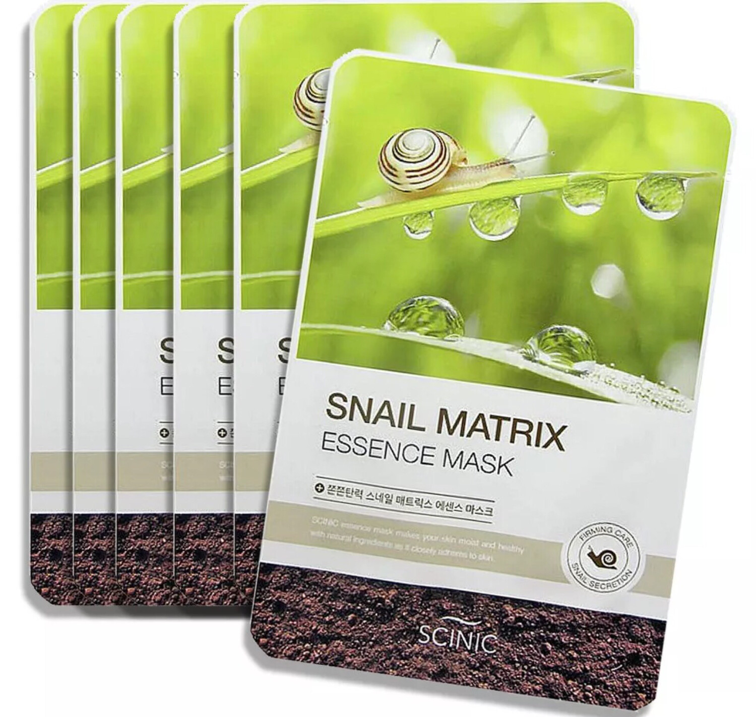 Snail Matrix Mascarilla Facial