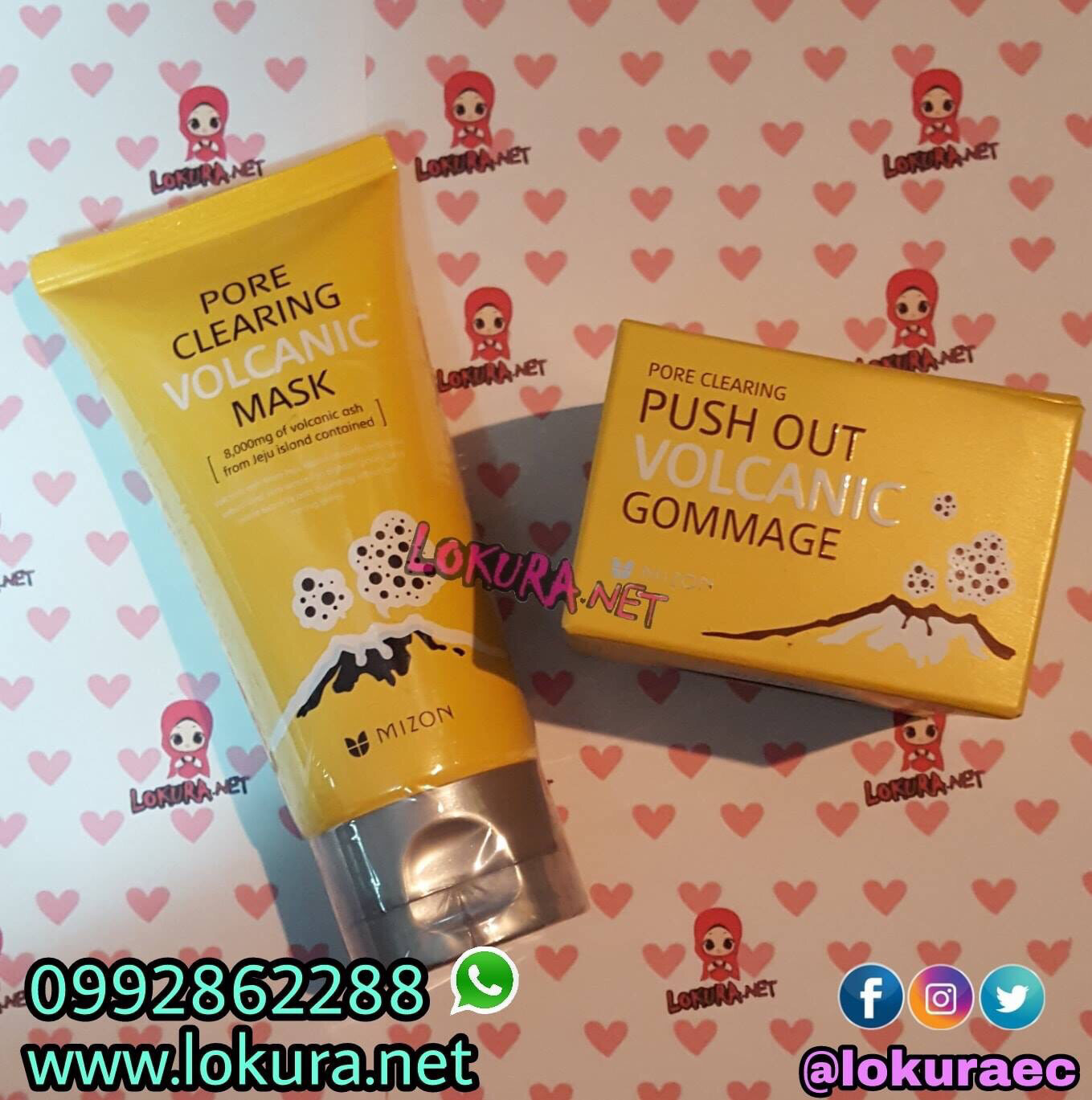 🚚 Pore Clearing Pack