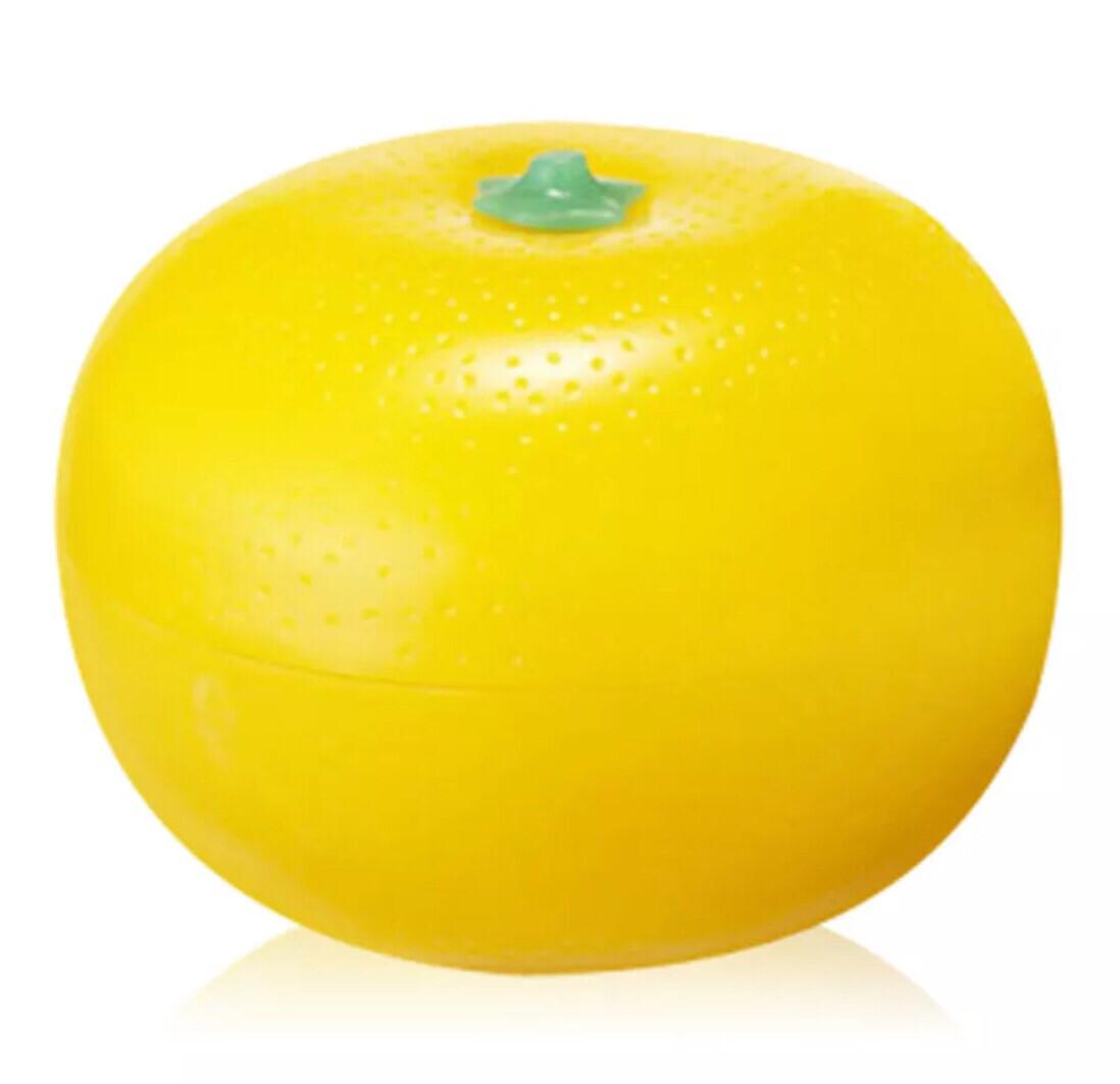 🚚 Crema de manos Aclarante de mandarina