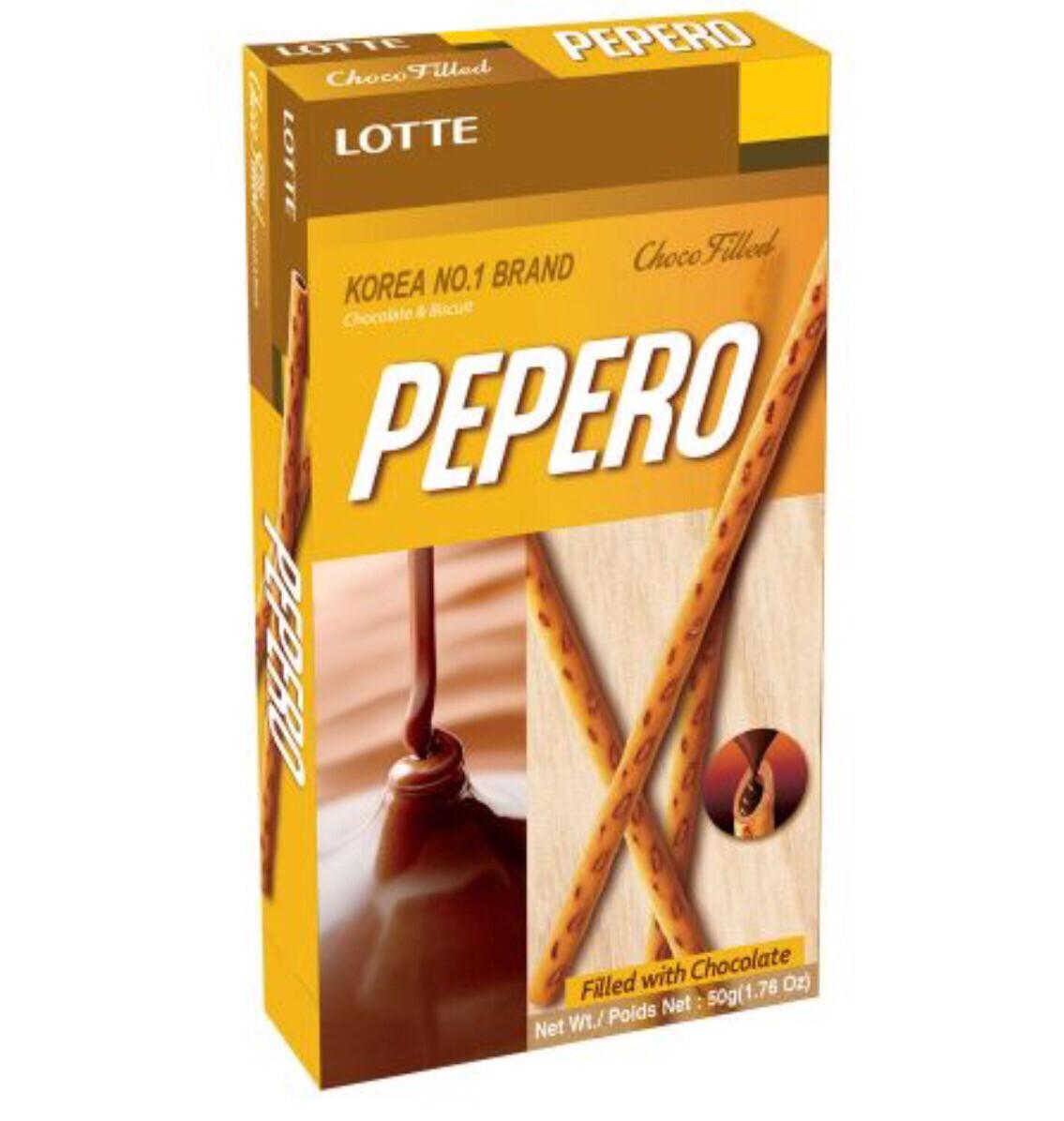 🚚 Pepero Choco Filled