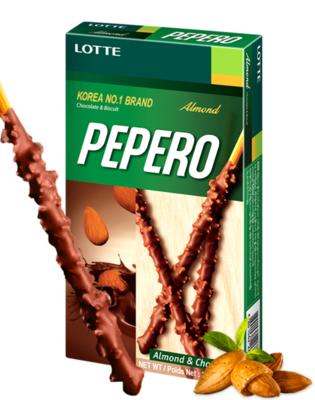 🚚 Pepero Almond