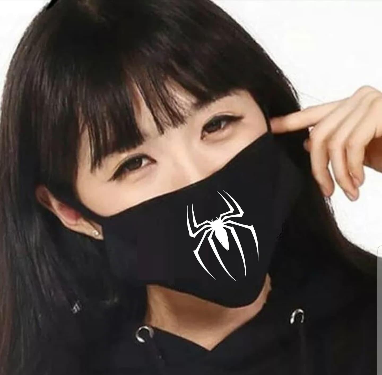 🚚 Tapabocas Cubrebocas Spiderman