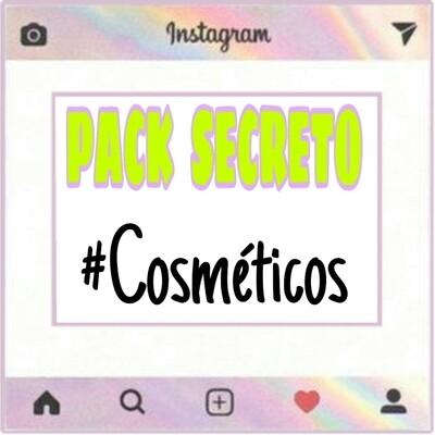 PACK SECRETO #COSMÉTICOS