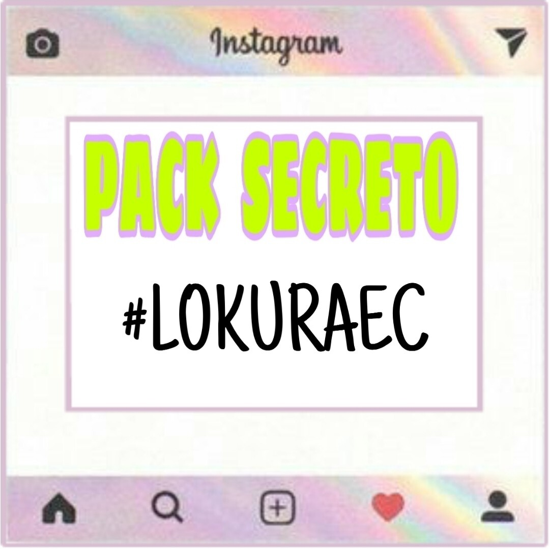 PACK SECRETO #LOKURAEC