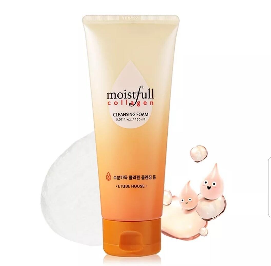 🚚 Moistfull Collagen Espuma Limpiadora