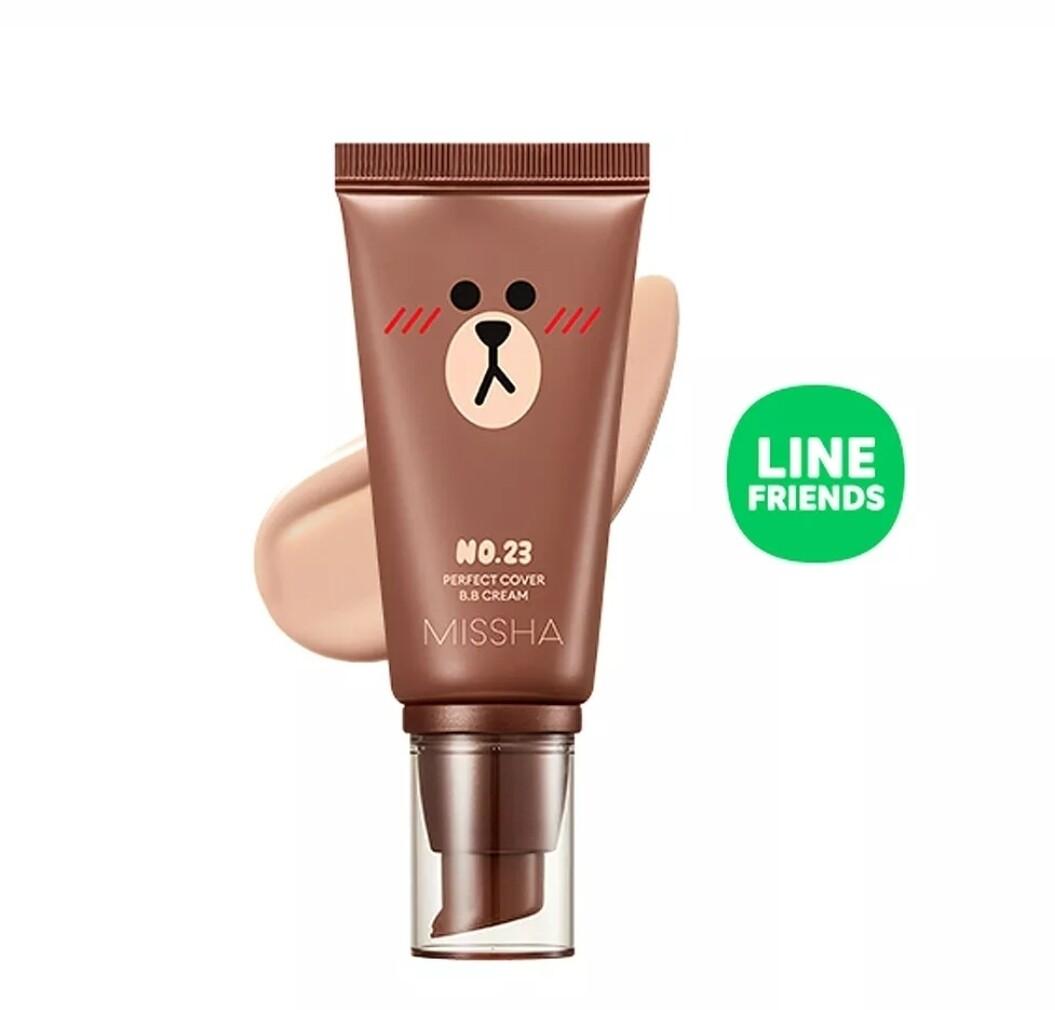 Missha bb cream #23 Line 50ml