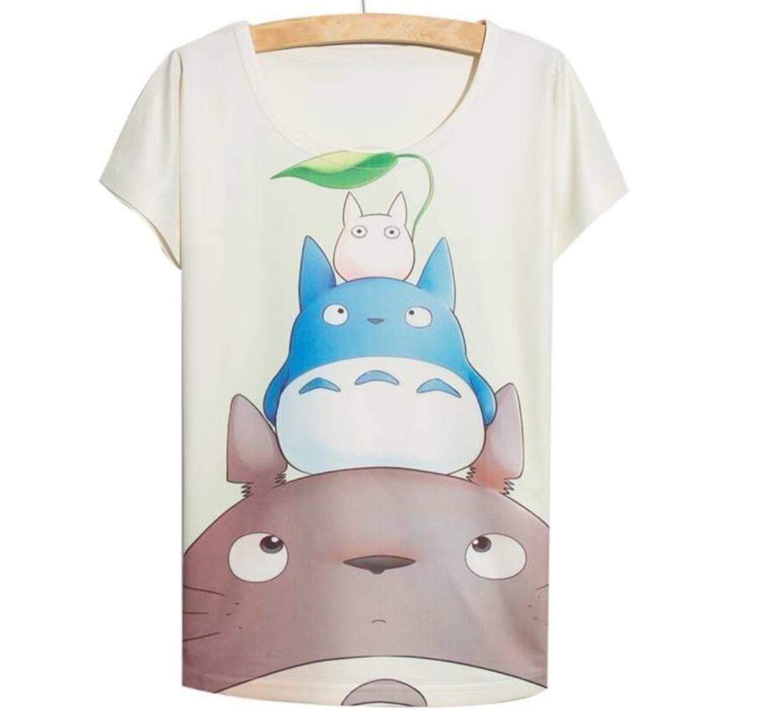 ❌ Totoro blusa