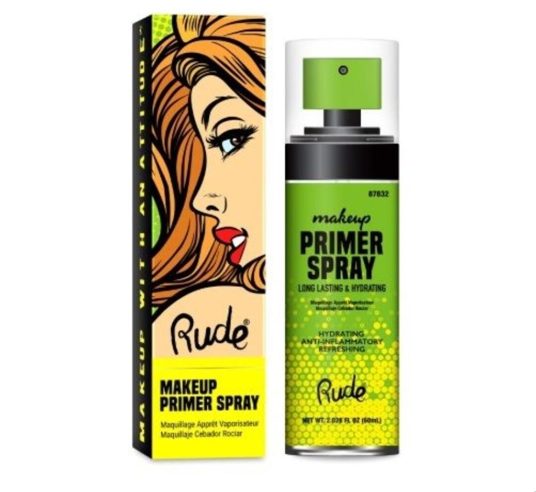 🚚 Rude Make Up Primer Spray