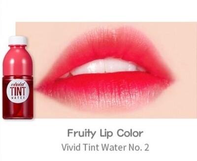 🚚 Vivid Water Tinta Labial Peripera 🇰🇷