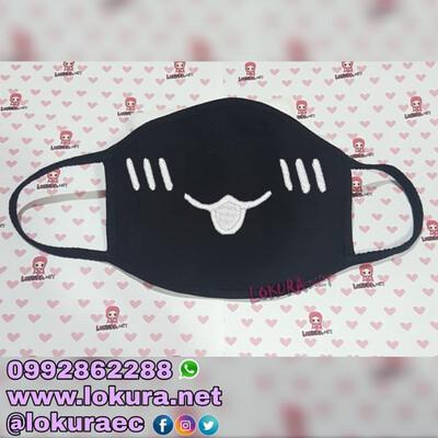 🚚 Tapabocas Cubrebocas Kawaii Cat
