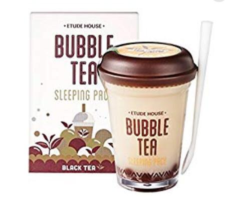 ❌ Bubble Tea Sleeping Pack