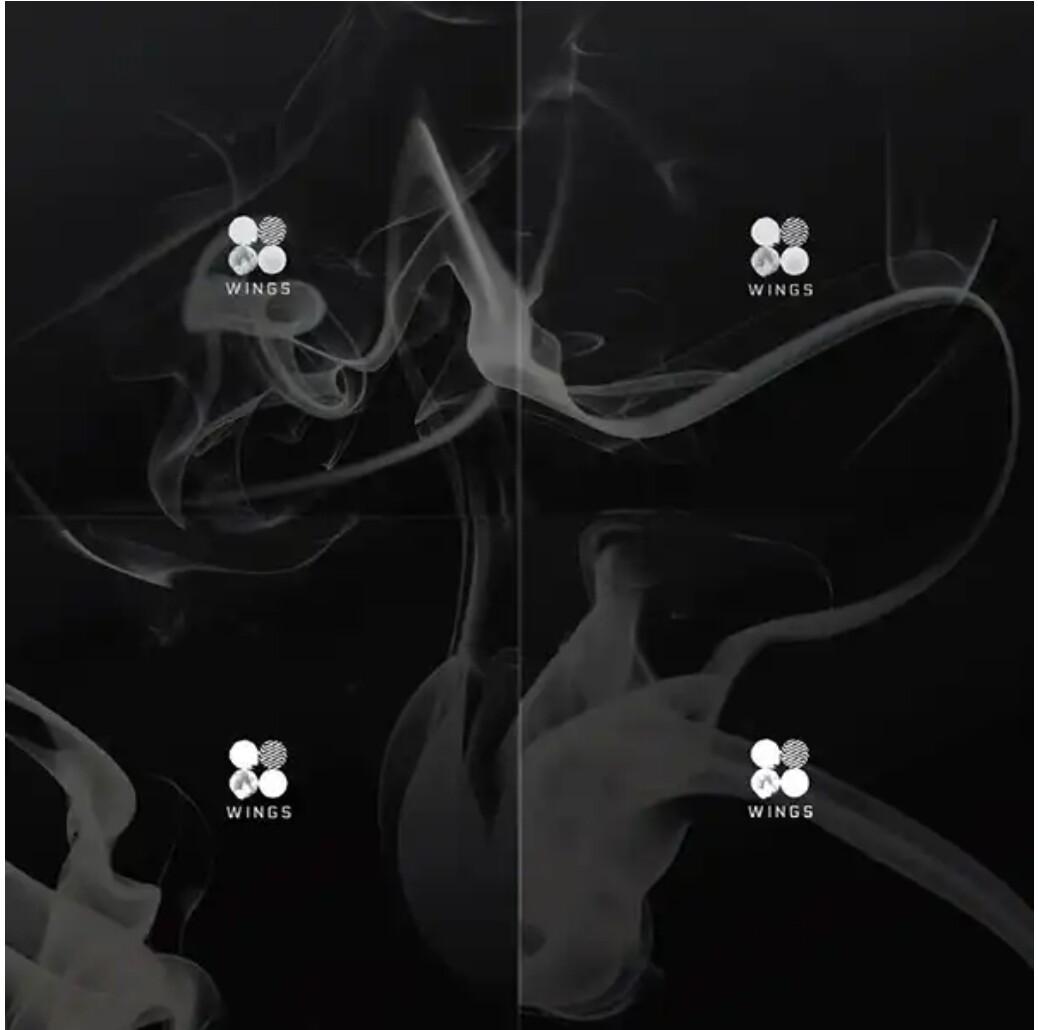 ✈ BTS Album WINGS     ☆[BAJO_PEDIDO]☆