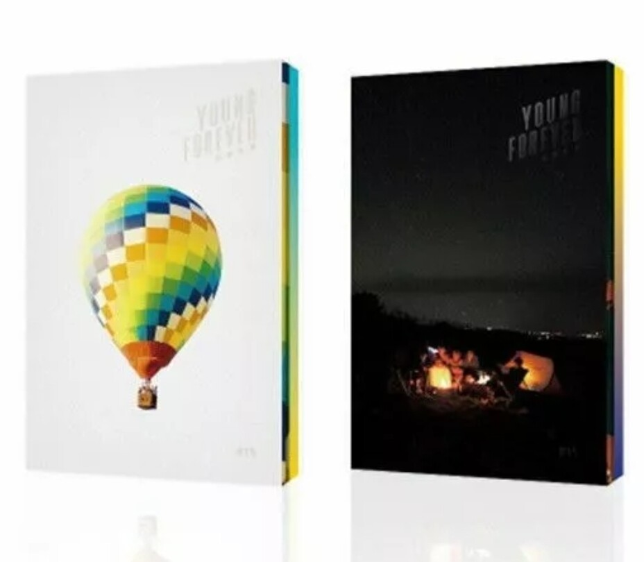 ✈ BTS ~ Young Forever + Poster + Extras  ☆[BAJO_PEDIDO]☆