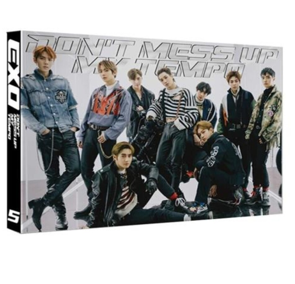 ✈ EXO Dont Mess Up My Tempo + Poster + Extras (Vivace Ver.) ☆[Bajo_Pedido]☆