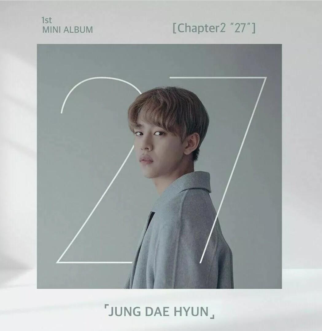 "✈ Jung Dae Hyun ~ Chapter 2 ""27"" + Extras  ☆[Bajo_Pedido]☆"