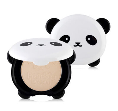 🚚 Panda Polvo Compacto 🇰🇷