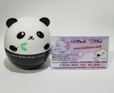 🚚 Crema Panda Magic