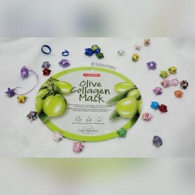 🚚 Mascarilla Olive Collagen
