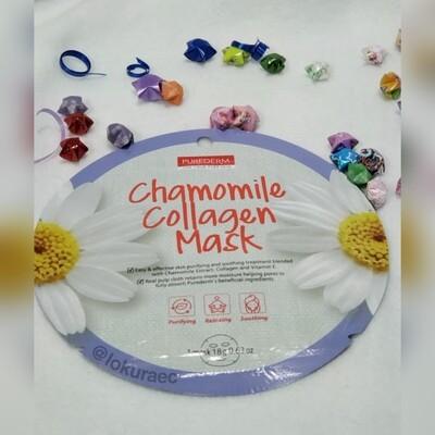 🚚 Mascarilla Chamomile Collagen