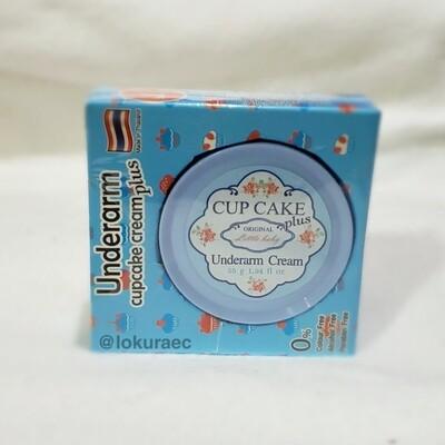 🚚 CupCake Crema Aclarante de Axilas