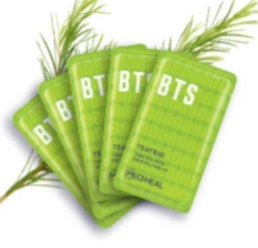 🚚 [Original] BTS (1 mascarilla + 1 Photocard) Oficial_Our_Story 🇰🇷