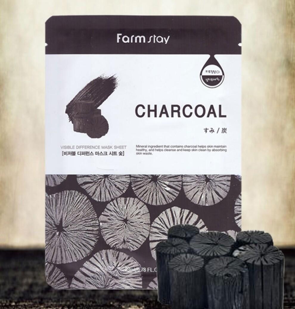 🚚 Mascarilla Carbón