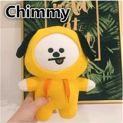 BTS BT21 Chimmy Peluche