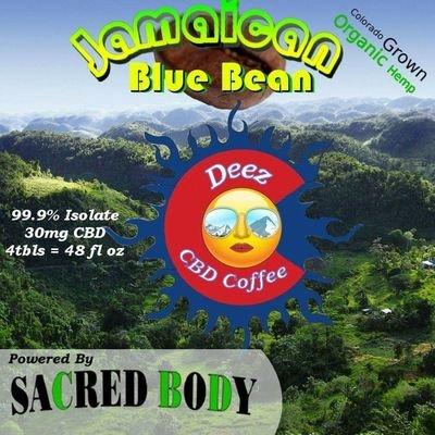 Deez CBD Coffee