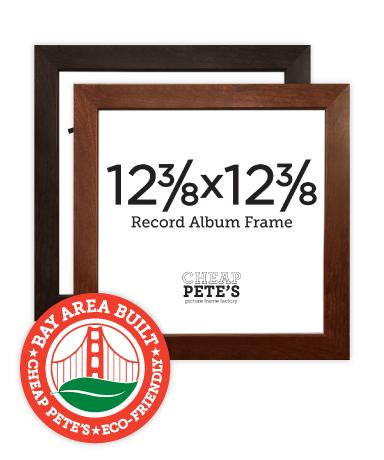Record Album Frames